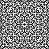 Ornamento senza giunte geometrico Immagine Stock