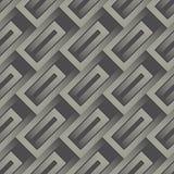 Ornamento a strisce diagonale astratto Modello minimo senza cuciture illustrazione di stock
