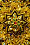 Ornamento tailandese di stile Fotografia Stock