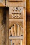 Ornamento tallado Imágenes de archivo libres de regalías