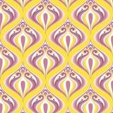 Ornamento, teste padrão Imagens de Stock Royalty Free