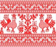 Ornamento tradicional ilustração stock