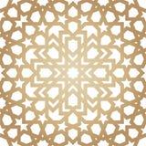Ornamento tradizionale islamico Fotografia Stock