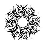 Ornamento tribale illustrazione vettoriale