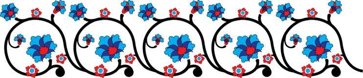 Ornamento turco Immagini Stock