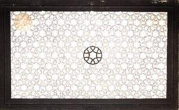 Ornamento turco de la pared Fotografía de archivo libre de regalías