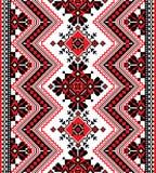 Ornamento ucraniano Imagem de Stock