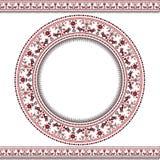 Ornamento ucraniano del vector Fotografía de archivo libre de regalías