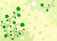 Ornamento verde del granero. Foto de archivo libre de regalías