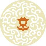 Ornamento (vetor) Foto de Stock Royalty Free