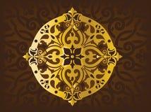 Ornamentos árabes Fotos de archivo libres de regalías