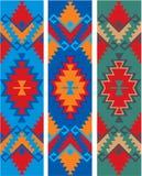 Ornamentos étnicos búlgaros stock de ilustración