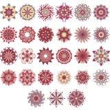 Ornamentos Fotografía de archivo libre de regalías