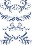 Ornamentos ilustración del vector