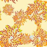 Ornamentos adornados del vector Libre Illustration