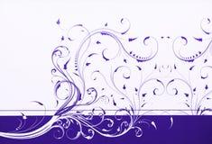 Ornamentos artísticos en estilo abstracto Imagen de archivo