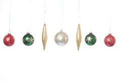 Ornamentos colgantes. Fotos de archivo