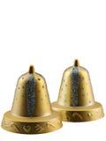 Ornamentos de la alarma de la Navidad Imagen de archivo