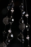 Ornamentos de la arcilla del polímero Imagen de archivo