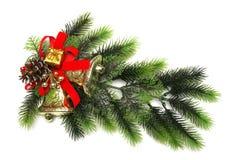 Ornamentos de la Navidad imagen de archivo libre de regalías