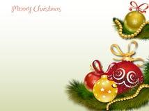 Ornamentos de la Navidad