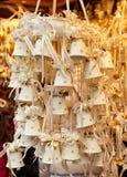 Ornamentos de la Navidad y bolas de la Navidad Fotografía de archivo libre de regalías