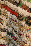 Ornamentos del oído Fotografía de archivo libre de regalías