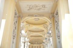 Ornamentos del palacio Gloriette de Schonbrunn en Viena foto de archivo