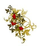 Ornamentos del viejo estilo Imagen de archivo libre de regalías