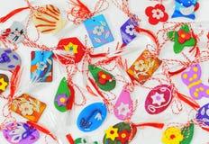 Ornamentos femeninos Fotografía de archivo libre de regalías