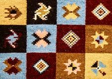 Ornamentos inconsútiles populares rumanos del modelo Bordado tradicional rumano Diseño étnico de la textura Diseño tradicional de Foto de archivo libre de regalías