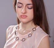 Ornamentos, joyería del ` s de las mujeres, pendientes, colgantes Imagenes de archivo