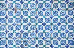 Ornamentos turcos de la teja Imagen de archivo libre de regalías