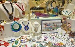 Ornamentos y Neclaces Foto de archivo