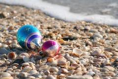 Ornamentos y shelles Fotos de archivo
