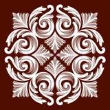 Ornamentreeks Stock Fotografie