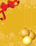 Ornaments Background Stock Photography