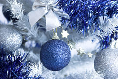 Ornaments balls Royalty Free Stock Photo