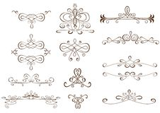 Free Ornaments For Text Royalty Free Stock Photography - 22098957