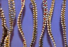 Ornaments a fotografia do fundo Fotos de Stock Royalty Free