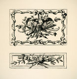 Ornaments Italiens Royalty Free Stock Images