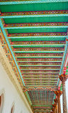 The ornaments of Jami Mosque Royalty Free Stock Photo