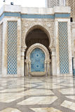 Ornaments on King Hassan II Mosque, Casablanca Stock Image