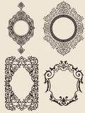 Ornaments Set Royalty Free Stock Images