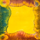 ornamentu abstrakcjonistyczny jedwab Obrazy Royalty Free