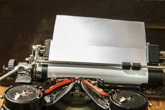 ornamentu geometryczne tła księgi stary rocznik stara maszyna do pisania obraz stock
