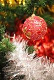 ornamentu nowy rok s Zdjęcie Stock