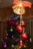 ornamentu nowy rok s Obraz Stock