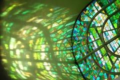 ornamentu okno Obrazy Royalty Free