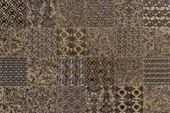 Ornamentu projekta ornamentacyjny wzór Obrazy Stock